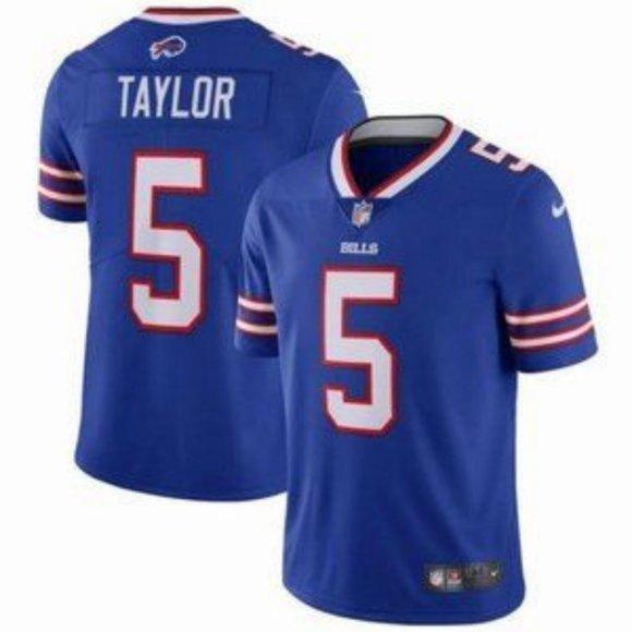 tyrod taylor jersey shirt